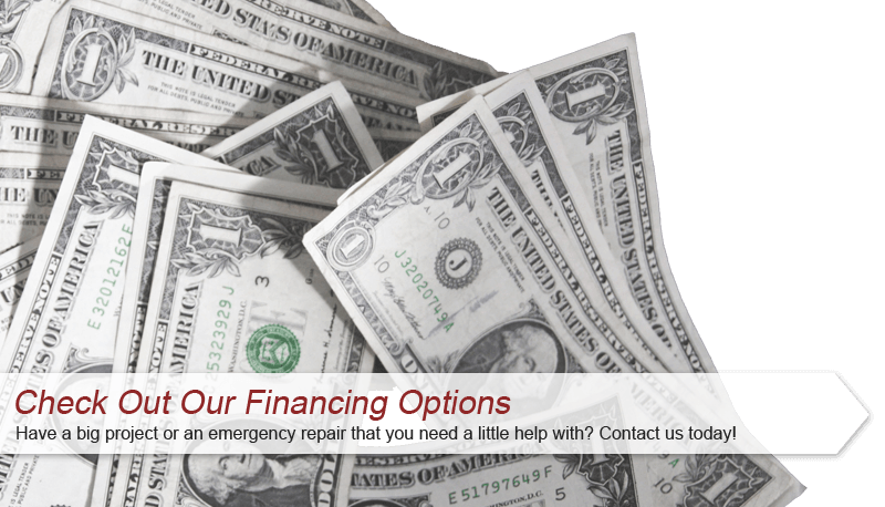 We offer Financing for AC replacement in Brighton MI.