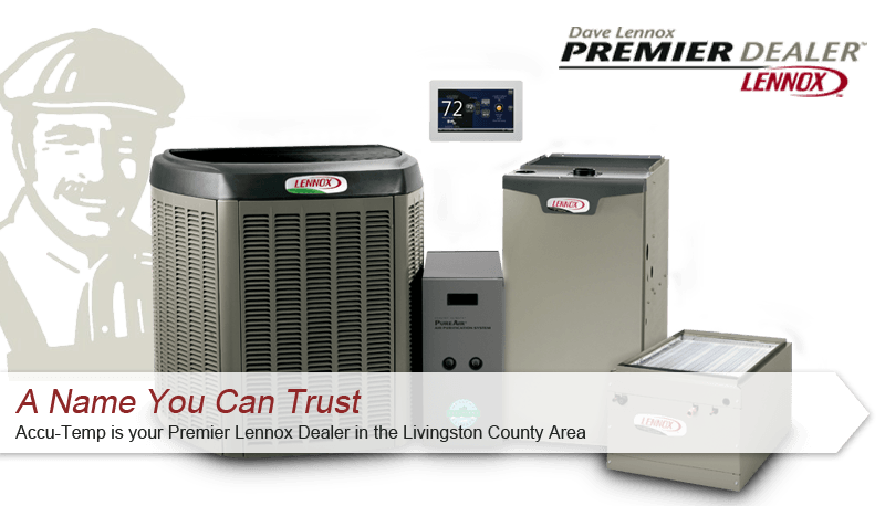 Trust Accu-Temp with your Air conditioner installation in Brighton MI.