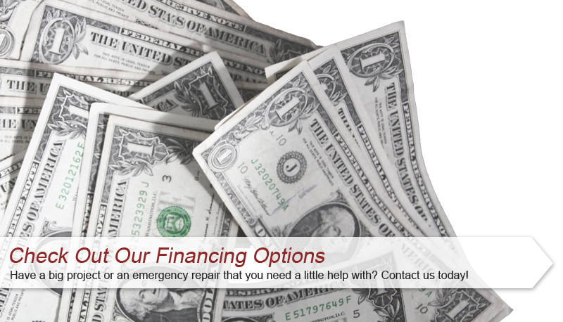 We offer Financing for AC replacement in Brighton, MI.