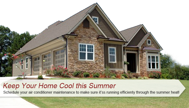 Install your new Air Conditioning for the summer heat with Accu-Temp Heating and Air Conditoning in Howell, MI.