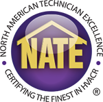 For your Furnace repair in Howell MI, trust a NATE certified contractor.