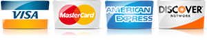 For AC in Howell MI, we accept most major credit cards.