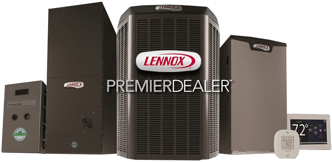 Trust your Ductless Air Conditioner installation or replacement in Howell MI to a Lennox Premier Dealer.